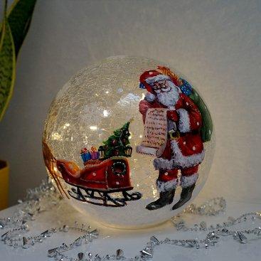 Santa LightSphere
