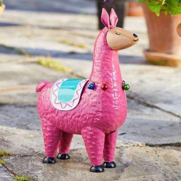 Llama Rama - Pink