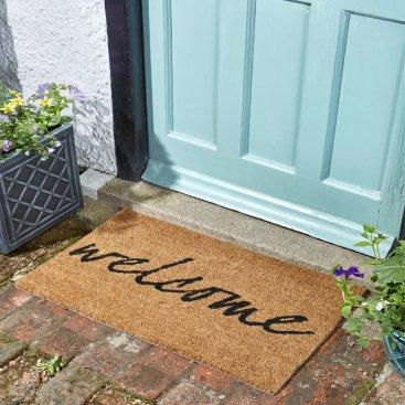 Welcome Decoir Mat 75x45cm