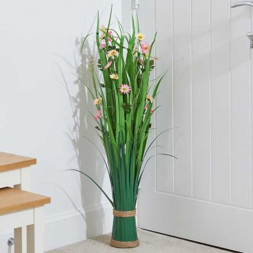 Faux Bouquet - Blushing Blossom, 90cm