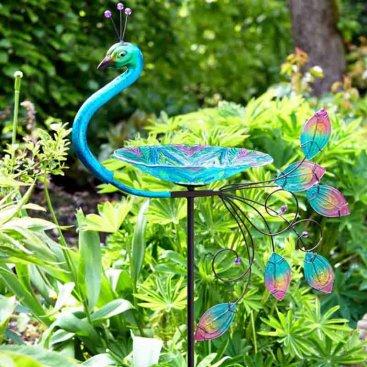 Pedestal Birdbaths