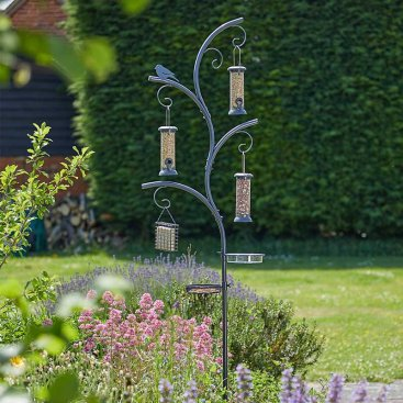 Complete Wild Wings Feeding Station