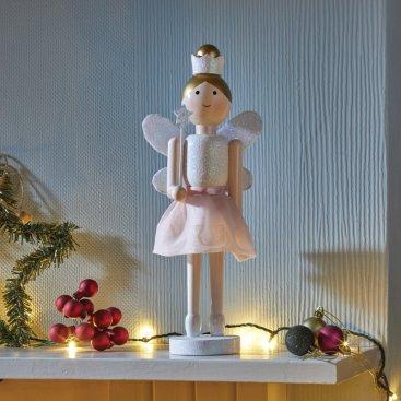 Fairycracker Pink/White - Large