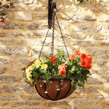 Forge Metal Baskets & Planters