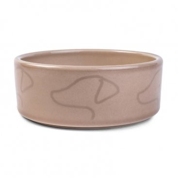 15cm Zoon Ceramic Bowl - Latte