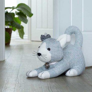 Feline Frolic Doorstop