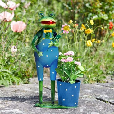 Flower Frog Pot-Pet