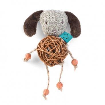 Nip-it Catnip Bell Pup
