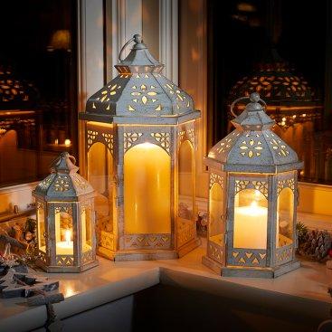 Lanterns & Lantern Trees