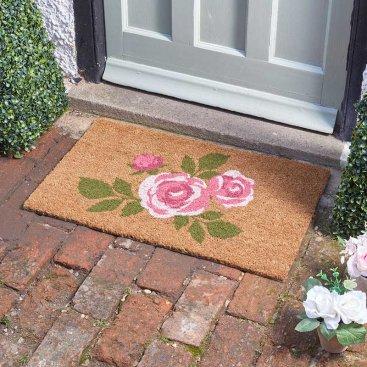 Roses Decoir Mat 75x45cm