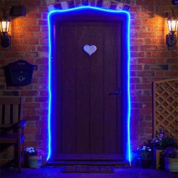 Neon-Esque 5m Light Cable - Blue