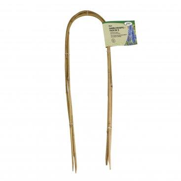 120cm Bamboo Hoops, 3 Pack