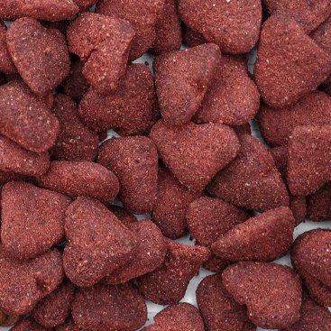 350g Soft & Moist - Chewy Hearts