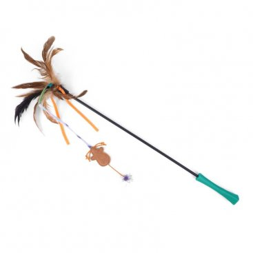 Nip-it Feather Mouse Stick
