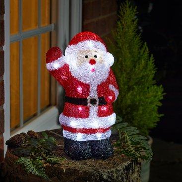 InLit Ice Santa