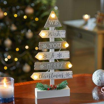 InLit Tree Magic! - Silver/White