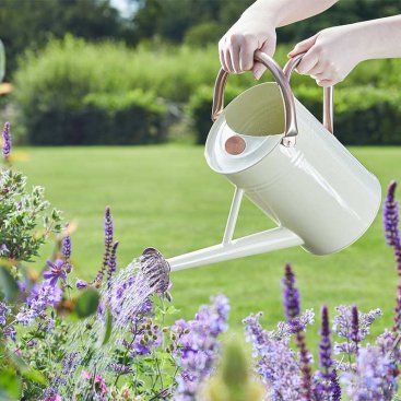 Watering Can 4.5L, Cream