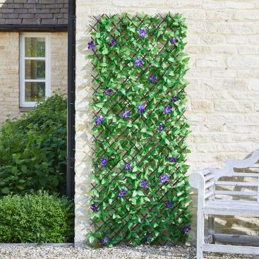 Lilac Bloom 180 x 60cm Trellis