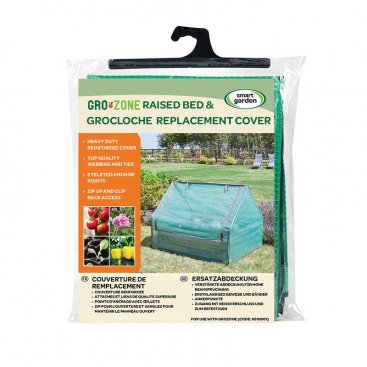 GroZone Raised Bed & GroCloche Cover