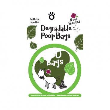 Degradable Scented Poop Bags Pack -150 Pack