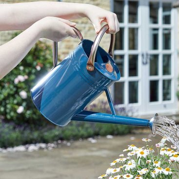 Watering Can 4.5L, Blue