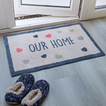 Our Home Ritzy Rug 45x75cm