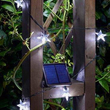 Ultra Solar String Lights, 50 Stars