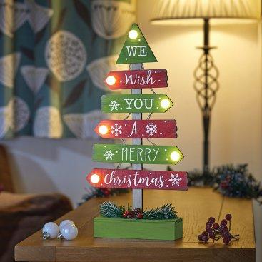 InLit Tree Magic! Red/Green