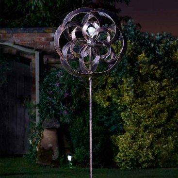Taurus Wind Spinner