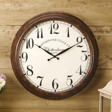 Cheltenham Wall Clock 23in