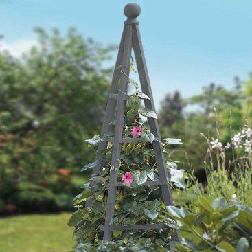 Woodland Obelisk 1.5m - Tan, FSC 1
