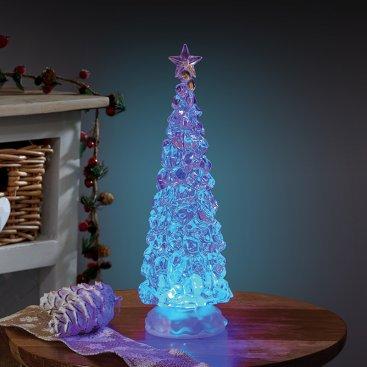 SnowSwirl Ice Tree