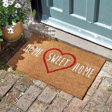 Sweet Heart Decoir Mat 45x75cm