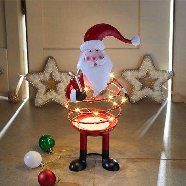 SpiraLite Santa