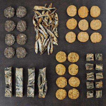 Cornish Catch - Salmon Cookies with Kelp