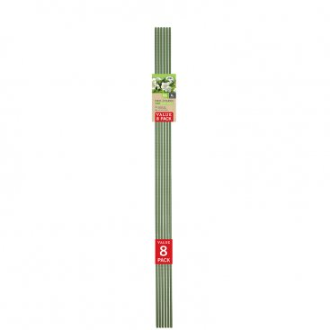 Gro-Stake 0.9m x 8mm - 8pc Multipack