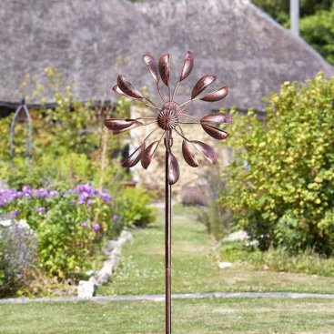 Virgo Wind Spinner