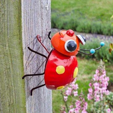 Looney Ladybug Decor - Large
