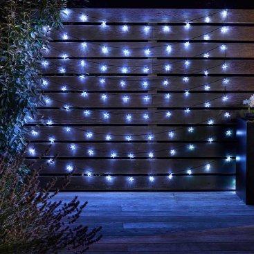 Ultra Solar String Lights, 100 Stars