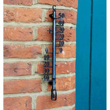 Outside-In Thermometer 16in