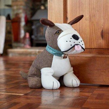 Bulldog Doorstop