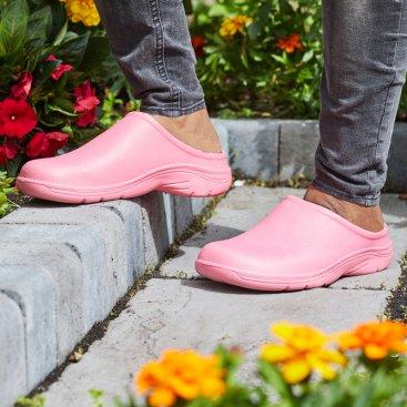 Flamboya Flamingo Comfi Clogs S6