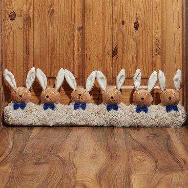Bunnies - Draught Excluder