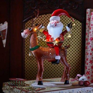Santa's Comet!