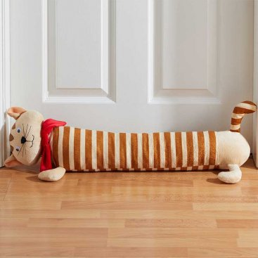 Cat Sausage - Draught Excluder