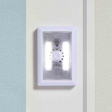 Multi-Light, Dimmable, Clip Strip