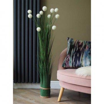 Faux Bouquet - Pom-Pom Grass 120cm