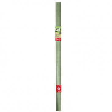 Gro-Stake 1.2m x 11mm - 6pc Multipack