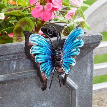Bella Butterflies Pot Hanger