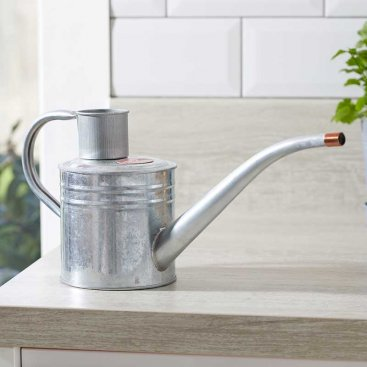 Home and Balcony Watering Can - Galvanised